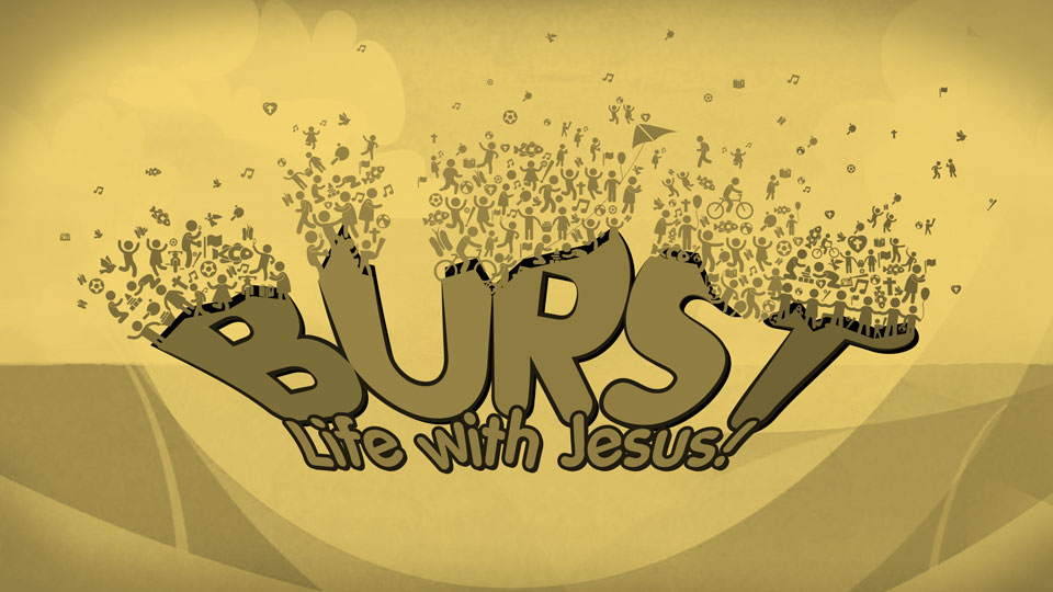 KCO 2016 - Burst: Life with Jesus! Encourage everyone you know to join us at KCO! Click here for more info.