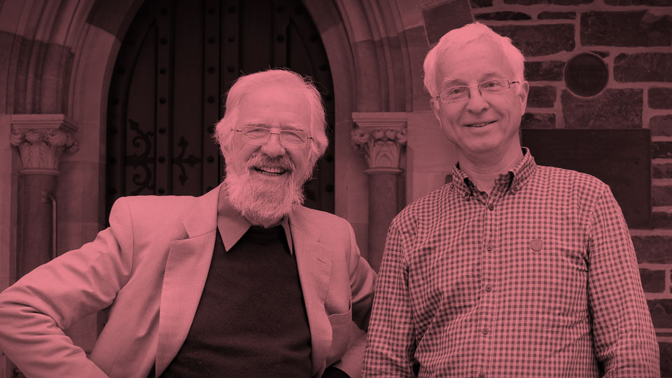 Rev Don Bell and Dr Maarten Ryder will launch a new book of hymns at Pilgrim Uniting Church on Friday 2 September 2016