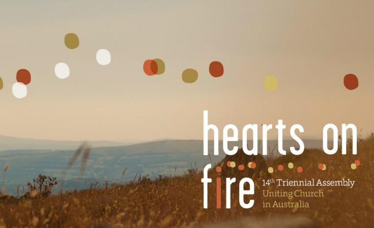 Assembly 2015 theme - Hearts on Fire