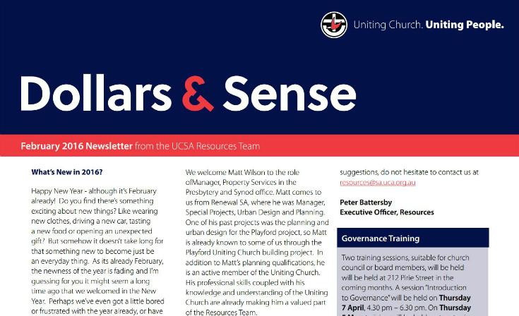 February 2016 edition of Dollars & Sense