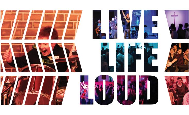 Photos from last year's Live Life Loud